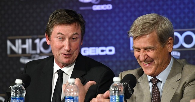 The NHL 100: Hockey's greatest players honored in centennial