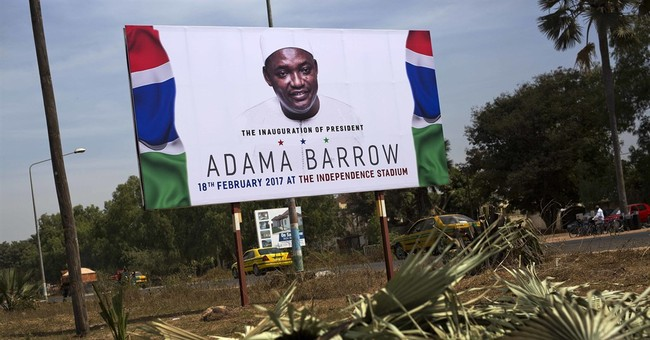 Gambia's new leader vows overhaul of feared security service