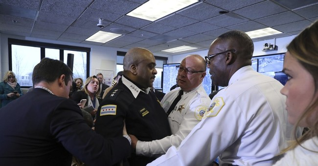 Chicago police chief discloses he needs kidney transplant