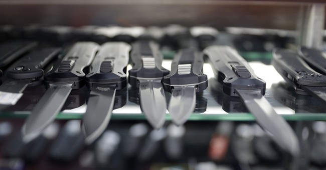 Colorado considers ending longtime switchblade knife ban