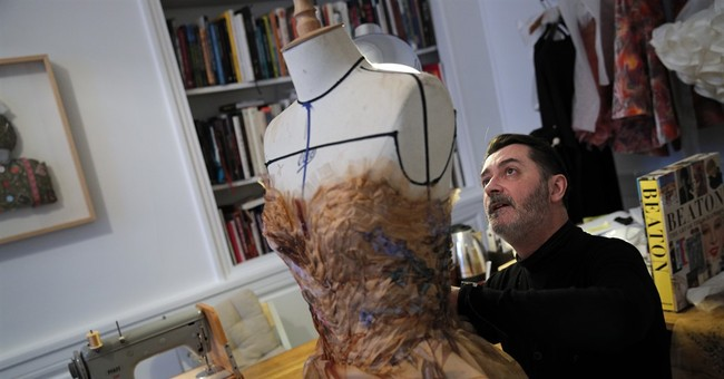 A Paris haute couture collection from conception to catwalk