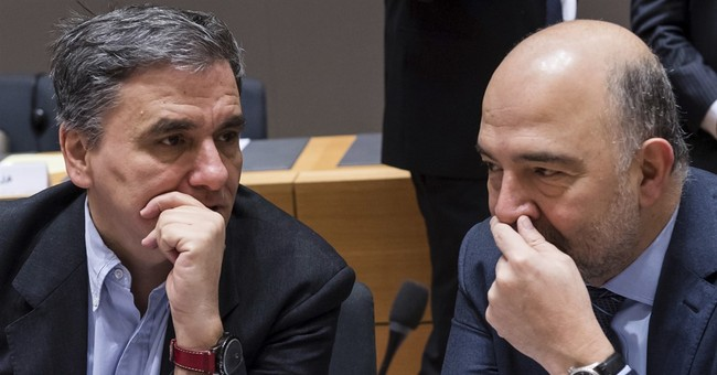 Report: Greece risking 'harsh' new bailout in 2018