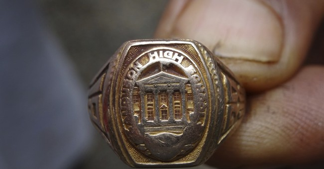 Class ring lost by WWII vet 73 years ago returned to family