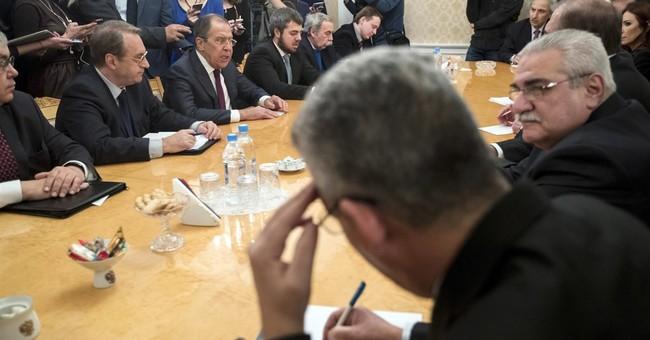 Russia says Syria peace talks in Geneva pushed back