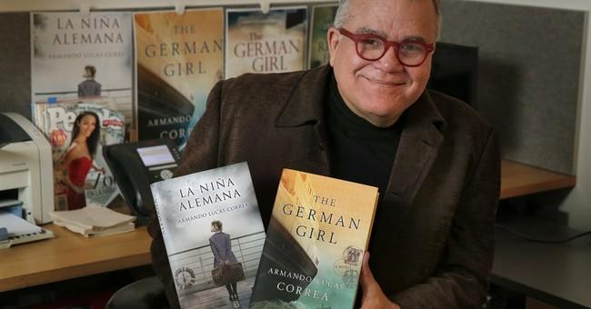 Novel evokes tragedy of Jewish passengers on the St. Louis