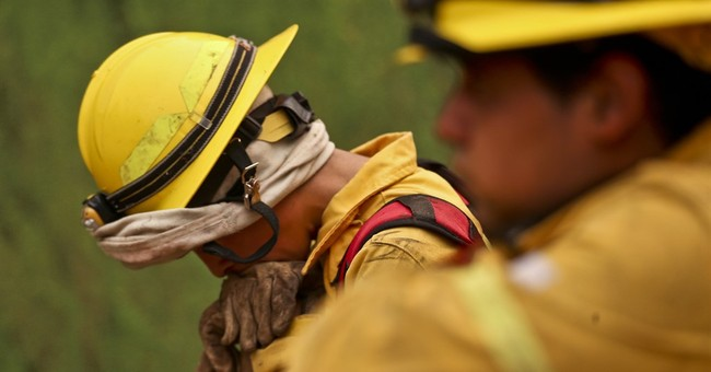 More than 100 fast-spreading wildfires rage in Chile