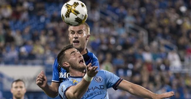 Jack Harrison scores, NYC FC edges Impact 1-0