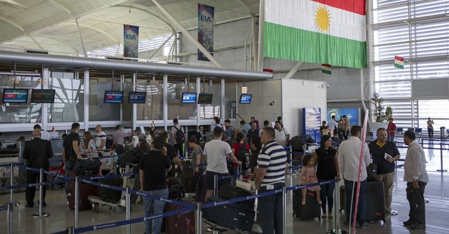 The Latest: Royal Jordanian to halt some Iraq flights