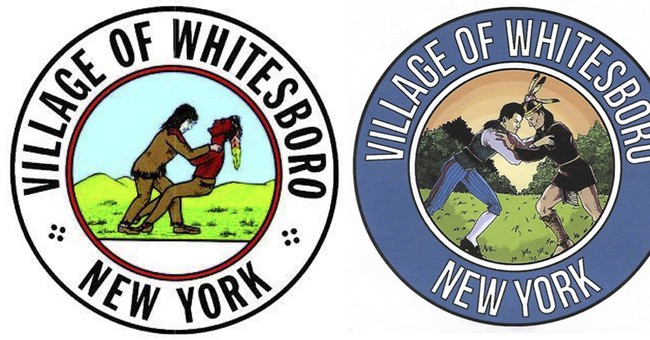 NY village changes controversial official seal ... kinda