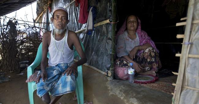 Couple's delay in fleeing Myanmar left them open to attack