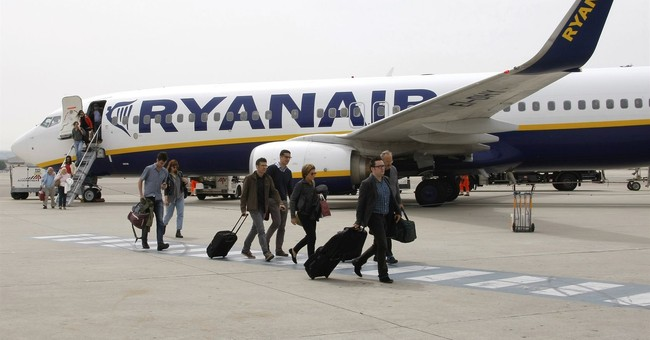 Ryanair bows to UK regulator demand on passenger rights