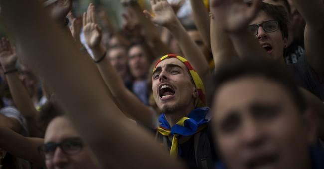 AP Explains: How Spain-Catalonia standoff has evolved