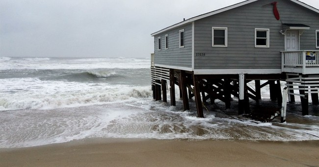 Officials reopening Outer Banks as Maria races out to sea