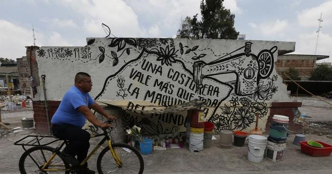 Migrant quest for Mexican dream cut short in quake
