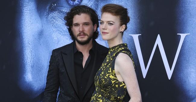'Game of Thrones' stars Kit Harington, Rose Leslie engaged