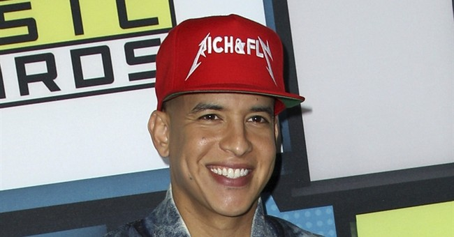 Rapper Daddy Yankee gives $1M in relief aid to Puerto Rico