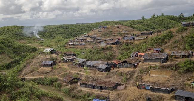 Senators urge US sanctions over Myanmar 'atrocities'