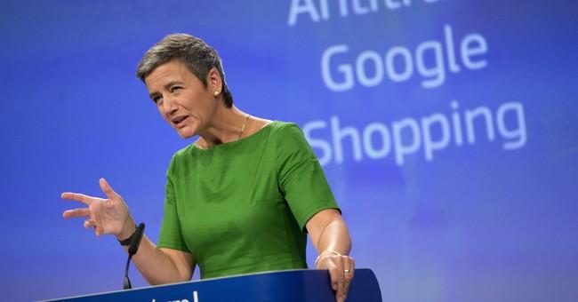 Google proposes remedy in response to EU antitrust crackdown
