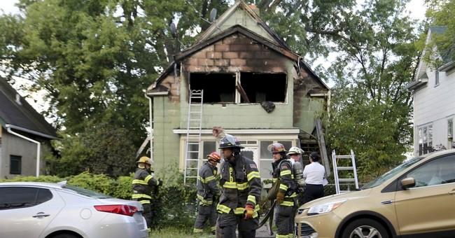 Police: Woman set on fire in domestic dispute dies