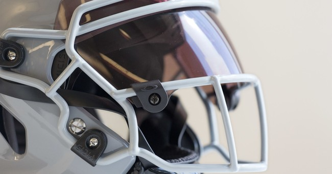 Top-testing helmet being used by small number of players