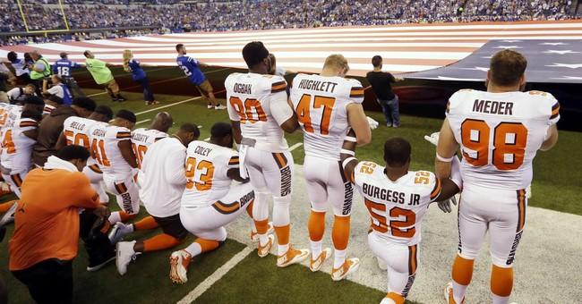 NFL: Message being lost in political firestorm over anthem