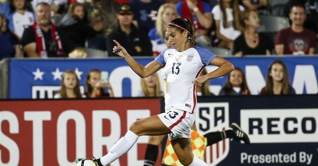 US women's team gives seed money to help launch NWSL union