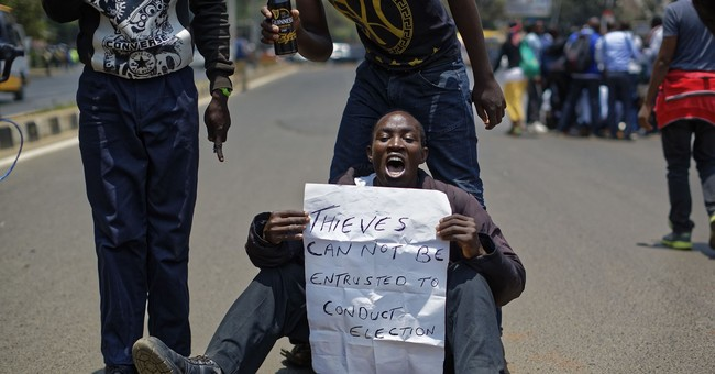 Kenya opposition leader to organize protests; talks flop