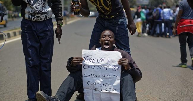 Kenya opposition leader to organize protests; talks flop