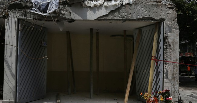 Mexico quake death toll 343 as most collapse sites cleared