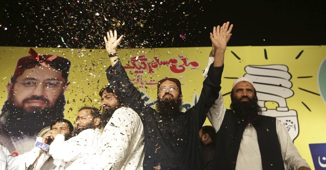Pakistan seeks to ban party backed by US-named terrorist