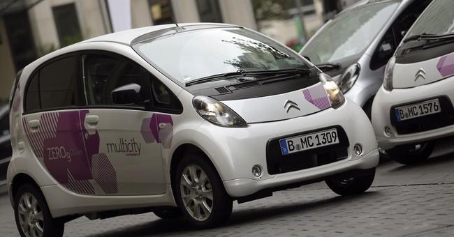 Citroen shuts down car sharing service in Berlin
