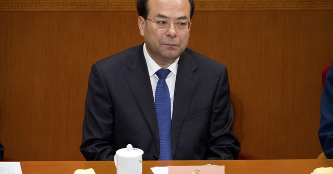 China Communist Party expels former star Sun Zhengcai
