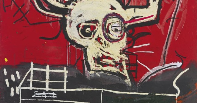 Basquiat painting from Yoko Ono's collection to be auctioned