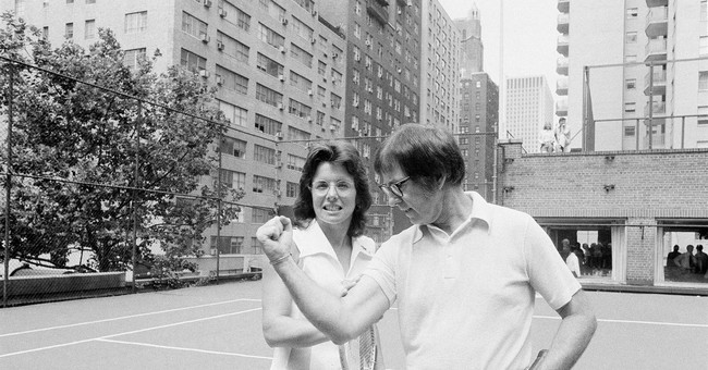 Billie Jean King says she's upset with women who voted Trump