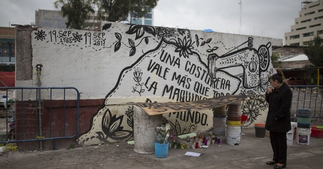 Death toll rises to 360 in Mexico earthquake