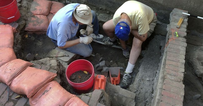 This old outhouse: Privy tied to Paul Revere is excavated