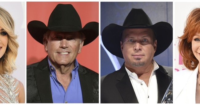 Strait, Brooks among stars to play hurricane relief concert