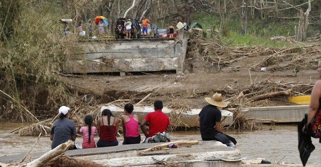 Maria dims Puerto Rico's bleak economic outlook