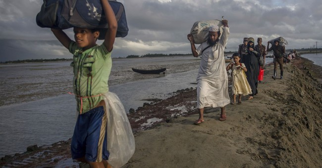 Myanmar Rohingya hatred has roots in Buddhist nationalism