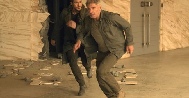 Review: Gorgeous '2049' breaks the 'Blade Runner' spell