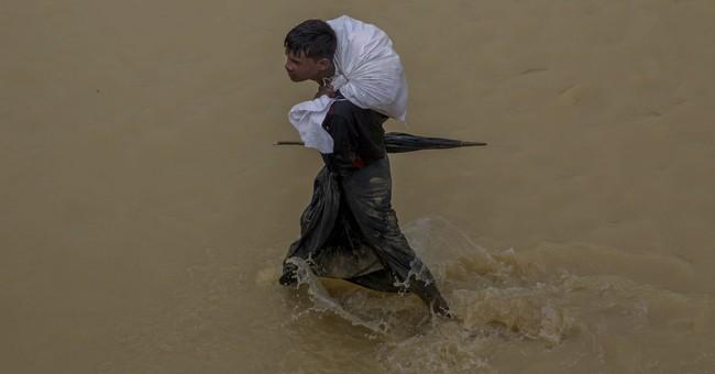 UN: 63 presumed dead in shipwreck involving Rohingya Muslims