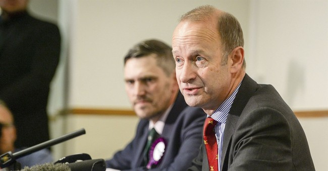 Pro-Brexit party picks leader, rejects anti-Islam candidate