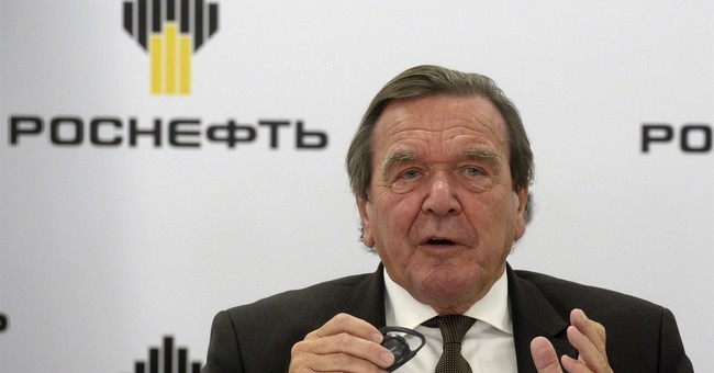 Gerhard Schroeder to chair Russia's state oil company