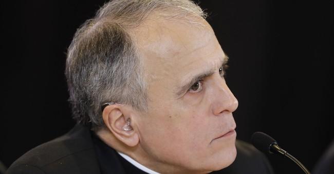 Cardinal Burke back at Vatican high court _ but as adviser