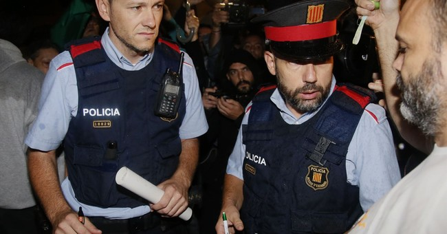 """Yes"" side wins Catalonia independence vote marred by chaos"