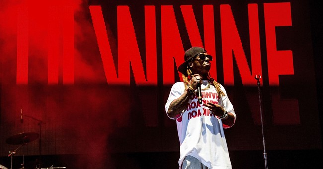 Lil Wayne won't go through security check, skips concert