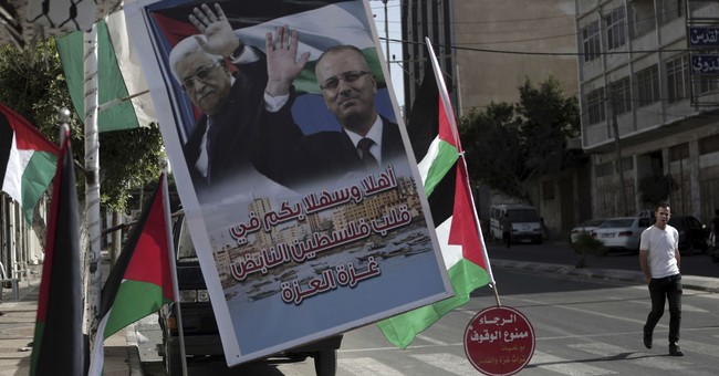 The Latest: Palestinian PM in Gaza in reconciliation effort
