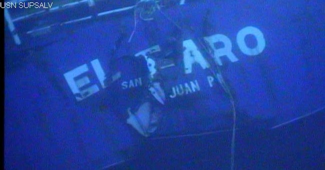 Coast Guard report: Captain errors led up to El Faro sinking