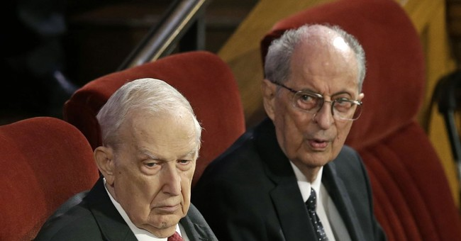 Mormon leader Robert D. Hales dies; served on top panel