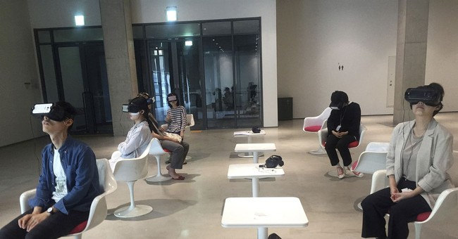 Director turns to virtual reality to tastefully show tragedy